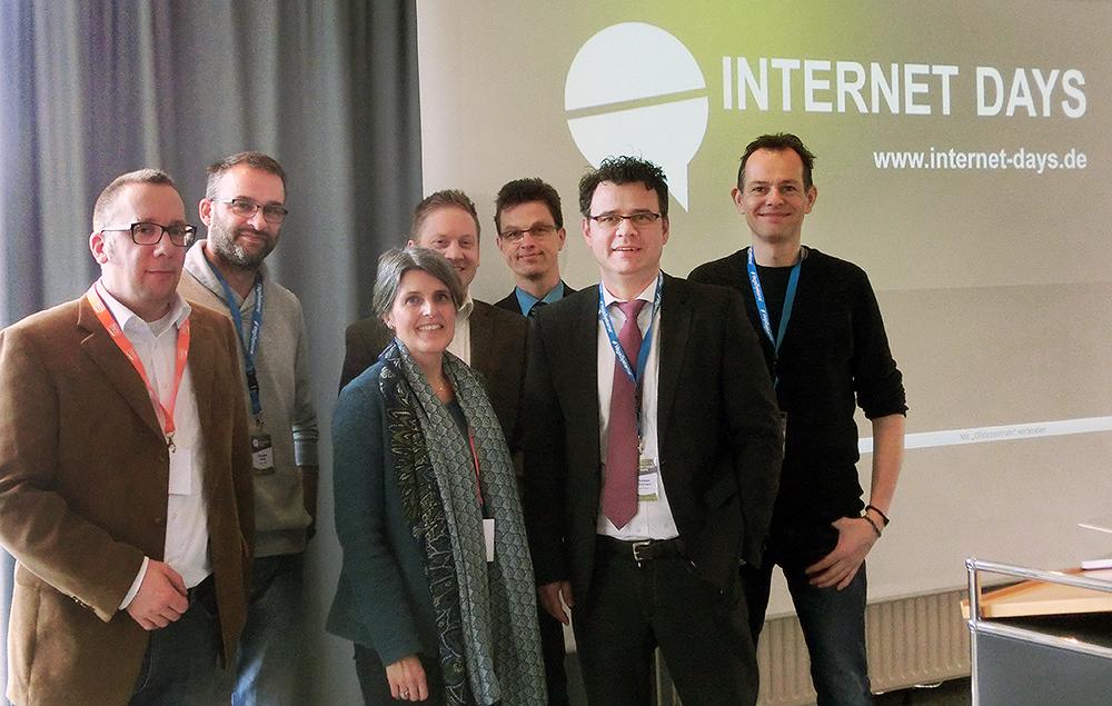 Organisatoren Internet Days 24