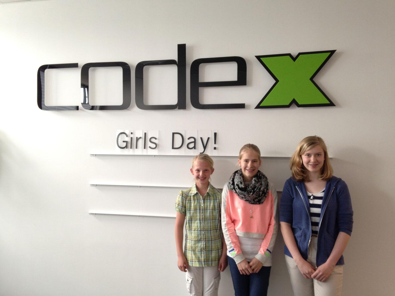Girls'Day bei code-x