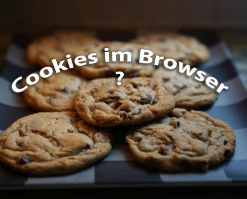 Cookies im Browser