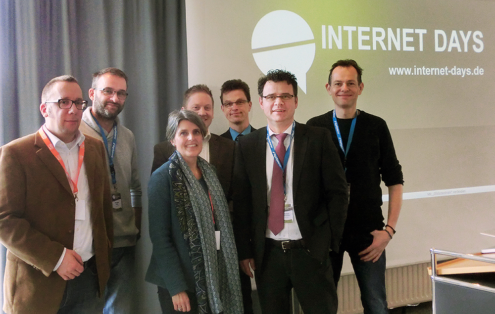 Organisatoren Internet Days 24