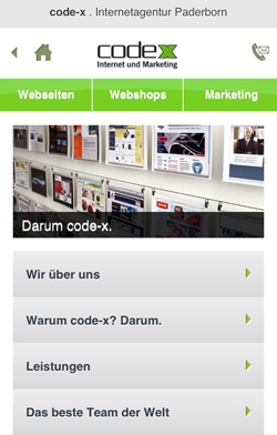 mobil.code-x.de