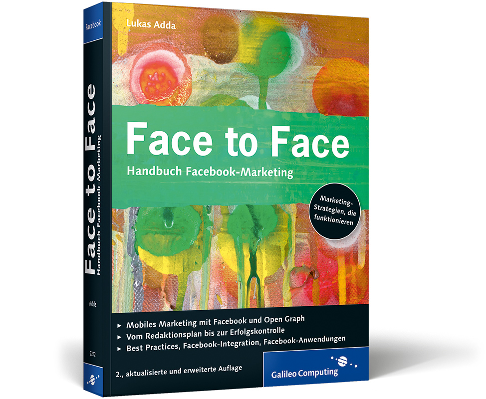 Buch: Face to Face
