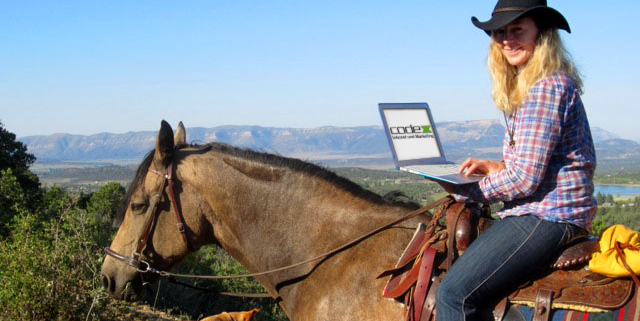 Homeoffice für code-x in Colorado