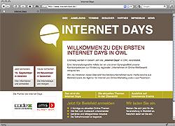 Internet Days
