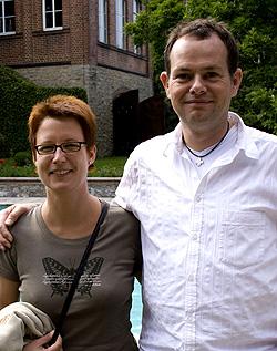Kay Forge und Stefan Freise