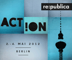 re:publica 2012 - act!on